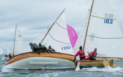 Two past Champions rise to the fore at 2017 Dublin Bay Mermaid National Championship