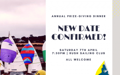 New date for Prize-Giving Dinner – Saturday 7th April