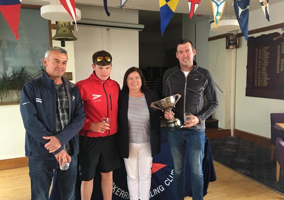 188 Innocence wins Skerries Regatta with 4 bullets!